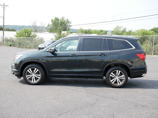 Used 2016 Honda Pilot EX-L with VIN 5FNYF6H79GB035198 for sale in South Saint Paul, Minnesota