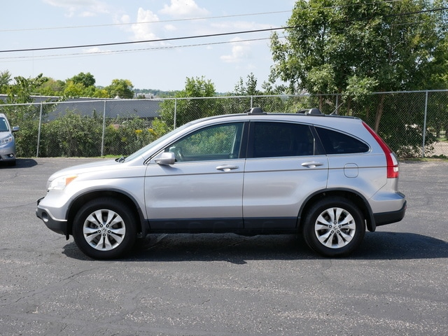 Used 2007 Honda CR-V EX-L with VIN JHLRE38797C031688 for sale in South Saint Paul, Minnesota