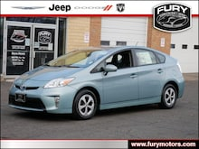 2013 Toyota Prius HB Two (Natl) Sedan