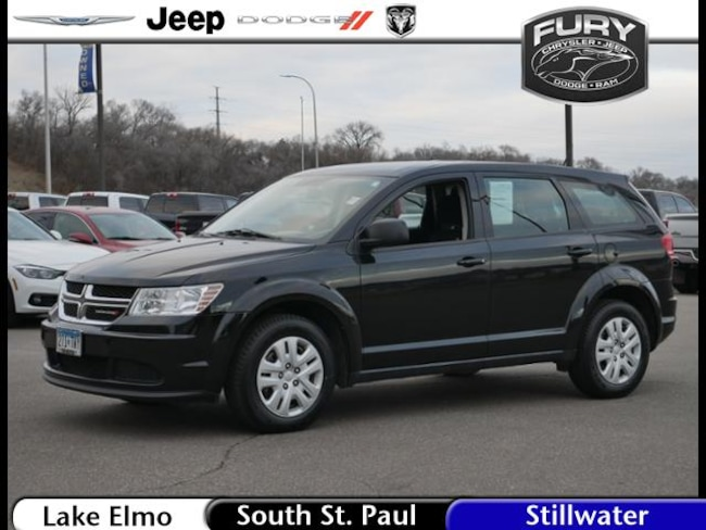 2015 Dodge Journey FWD  SE 2.4L 4cyl SUV