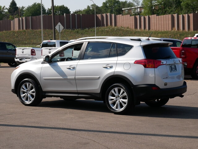 Used 2013 Toyota RAV4 Limited with VIN 2T3DFREV3DW008183 for sale in South Saint Paul, Minnesota