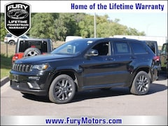 New Chrysler Dodge Jeep RAM Models 2019 Jeep Grand Cherokee HIGH ALTITUDE 4X4 Sport Utility 1C4RJFCG1KC539938 for sale in South St Paul, MN
