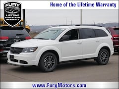 New Chrysler Dodge Jeep RAM Models 2018 Dodge Journey SE Sport Utility 3C4PDCAB8JT530578 for sale in South St Paul, MN