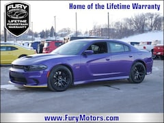 New Chrysler Dodge Jeep RAM Models 2019 Dodge Charger SCAT PACK RWD Sedan 2C3CDXGJ1KH588776 for sale in South St Paul, MN