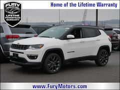 New Chrysler Dodge Jeep RAM Models 2019 Jeep Compass HIGH ALTITUDE 4X4 Sport Utility 3C4NJDCB6KT672979 for sale in South St Paul, MN