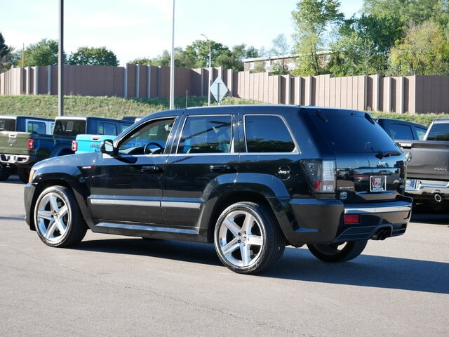 Used 2006 Jeep Grand Cherokee SRT-8 with VIN 1J8HR78346C344298 for sale in South Saint Paul, Minnesota
