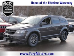 New Chrysler Dodge Jeep RAM Models 2018 Dodge Journey SE Sport Utility 3C4PDCAB3JT520671 for sale in South St Paul, MN