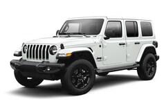 2021 Jeep Wrangler UNLIMITED SAHARA ALTITUDE 4X4 Sport Utility