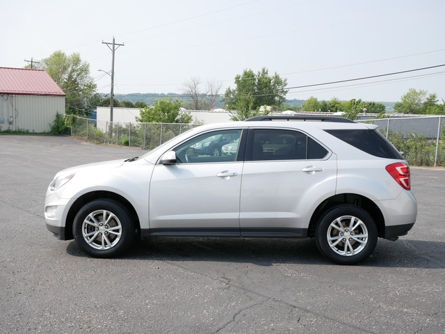 Used 2016 Chevrolet Equinox LT with VIN 2GNFLFEK9G6102856 for sale in South Saint Paul, Minnesota