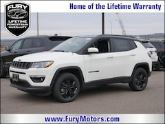 New Chrysler Dodge Jeep RAM Models 2019 Jeep Compass ALTITUDE 4X4 Sport Utility 3C4NJDBBXKT621275 for sale in South St Paul, MN
