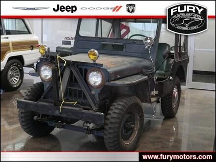1952 Jeep Willies