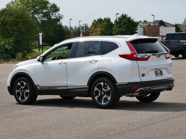 Used 2018 Honda CR-V Touring with VIN 5J6RW2H96JL015794 for sale in Oak Park Heights, Minnesota
