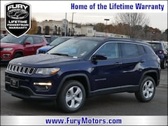 New Chrysler Dodge Jeep RAM Models 2019 Jeep Compass LATITUDE 4X4 Sport Utility 3C4NJDBB8KT621288 for sale in South St Paul, MN