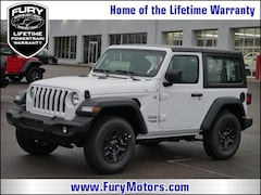 New Chrysler Dodge Jeep RAM Models 2018 Jeep Wrangler SPORT 4X4 Sport Utility 1C4GJXAN4JW226068 for sale in South St Paul, MN