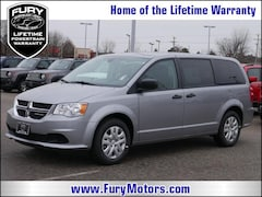 New Chrysler Dodge Jeep RAM Models 2019 Dodge Grand Caravan SE Passenger Van 2C4RDGBG0KR571771 for sale in South St Paul, MN