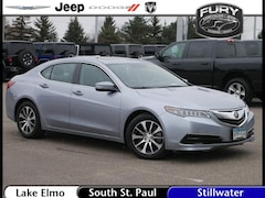 Used Vehicls for sale 2016 Acura TLX Tech (DCT) Sedan 19UUB1F56GA011658 in South St Paul, MN