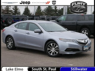 Used 2016 Acura TLX Tech (DCT) Sedan for sale in Lake Elmo, MN