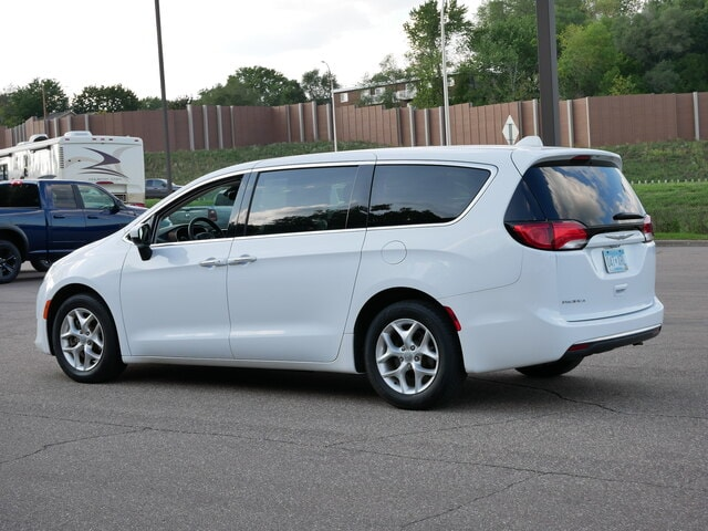 Used 2017 Chrysler Pacifica Touring Plus with VIN 2C4RC1BG4HR782139 for sale in Oak Park Heights, Minnesota