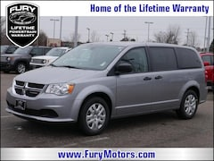 New Chrysler Dodge Jeep RAM Models 2019 Dodge Grand Caravan SE Passenger Van 2C4RDGBG9KR571770 for sale in South St Paul, MN