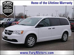 New Chrysler Dodge Jeep RAM Models 2019 Dodge Grand Caravan SE Passenger Van 2C4RDGBG1KR571777 for sale in South St Paul, MN