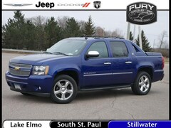 Used Vehicls for sale 2013 Chevrolet Avalanche LTZ Black Diamond Truck Crew Cab 3GNTKGE76DG378029 in South St Paul, MN