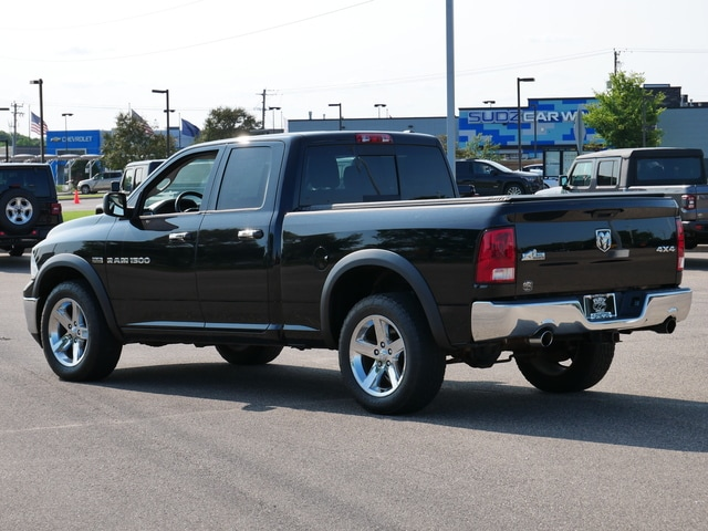 Used 2012 RAM Ram 1500 Pickup Big Horn with VIN 1C6RD7GT9CS315058 for sale in Oak Park Heights, Minnesota