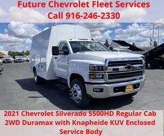 2021 Chevrolet Silverado 4500HD Truck Regular Cab