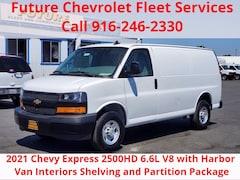 2021 Chevrolet Express 2500 Work Van Van Cargo Van