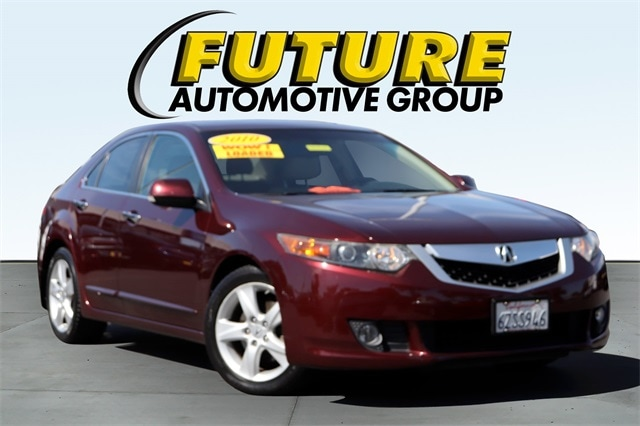 Pre-Owned 2010 Acura TSX 2.4