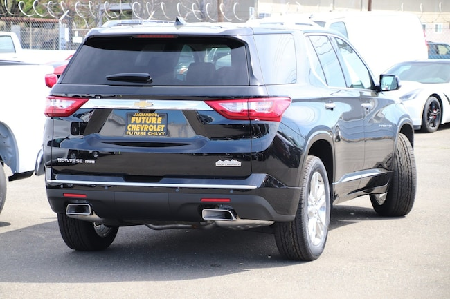 New 2019 Chevrolet Traverse For Sale at Future Automotive