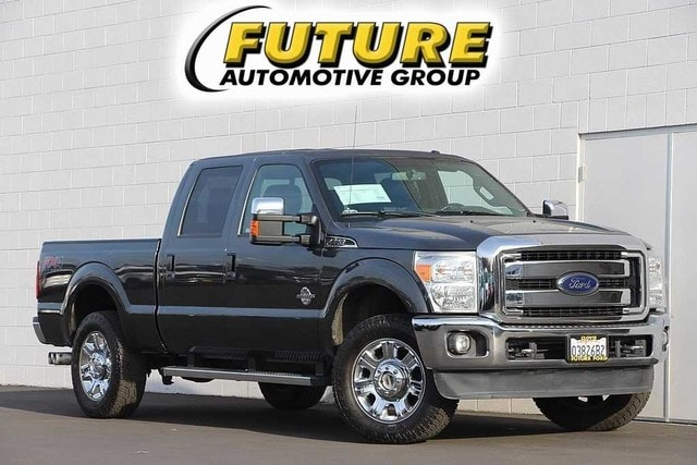 2016 Ford F250 >> Pre Owned 2016 Ford Super Duty F 250 Srw 4wd Crew Cab 156