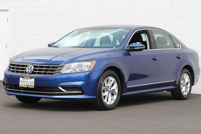 Used 2016 Volkswagen Passat For Sale at Future Ford Fleet
