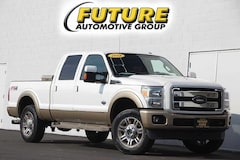 2014 Ford Super Duty F-250 SRW King Ranch Pickup Truck