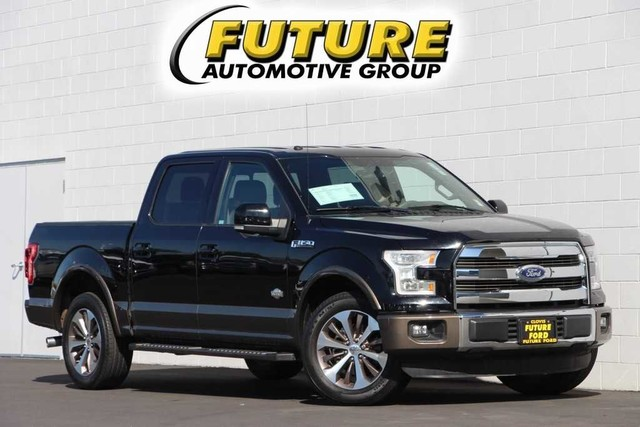 2016 F150 King Ranch >> Pre Owned 2016 Ford F 150 King Ranch Rear Wheel Drive Standard Bed