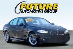 2014 BMW 528i Sedan