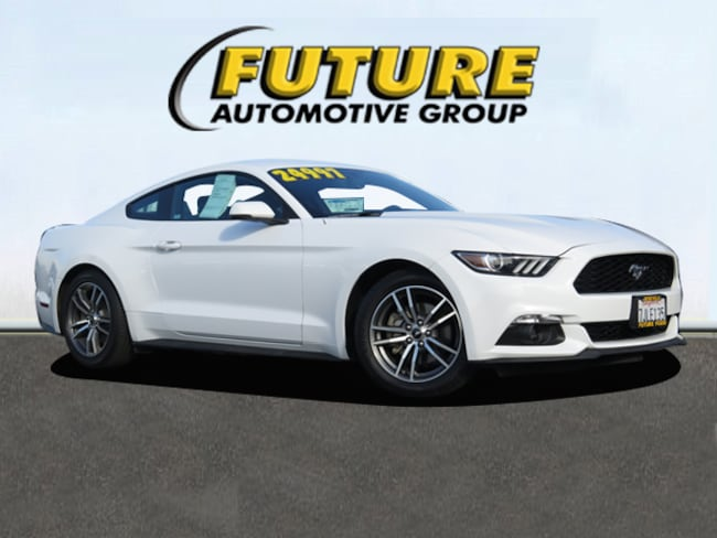 Used 2015 Ford Mustang For Sale at Future Ford Fleet, Truck, & RV