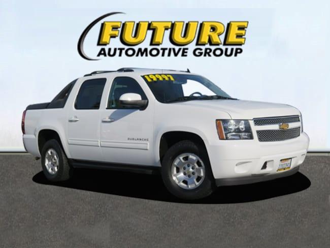 2012 Chevrolet Avalanche LS Truck Crew Cab