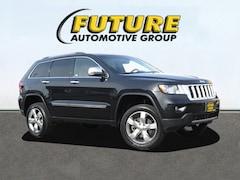 2013 Jeep Grand Cherokee Overland SUV