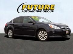 2012 Subaru Legacy 3.6R Limited (A5) Sedan