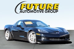 2013 Chevrolet Corvette Grand Sport 3LT Coupe