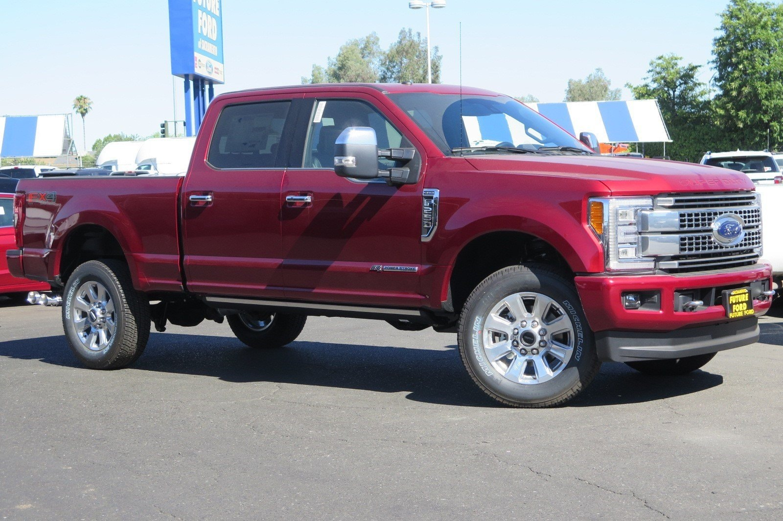 New 2018 Ford F-250 For Sale at Future Automotive | VIN