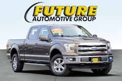 2015 Ford F-150 Lariat 4WD SuperCrew 157 Lariat