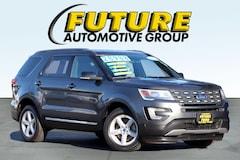 2016 Ford Explorer XLT 4WD  XLT