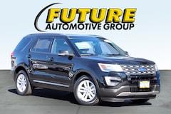 2016 Ford Explorer XLT FWD  XLT