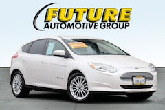 2013 Ford Focus Electric HB