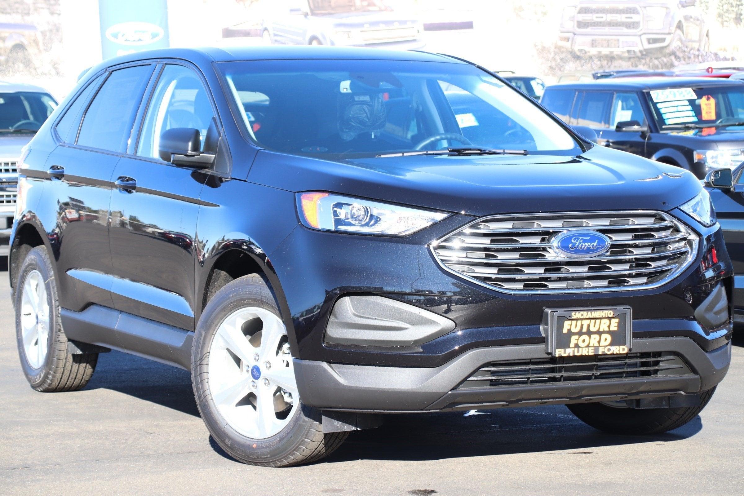 Future Ford Sacramento >> New 2019 Ford Edge For Sale At Future Automotive Vin