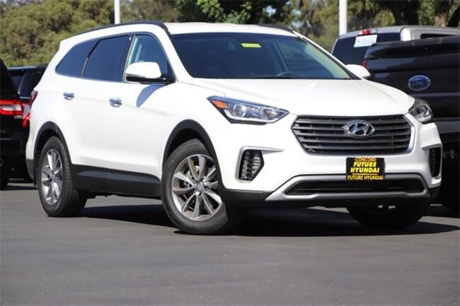 New 2018 Hyundai Santa Fe SE SUV Concord, CA