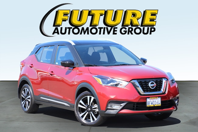 New 2018 Nissan Kicks For Sale At Future Automotive Vin