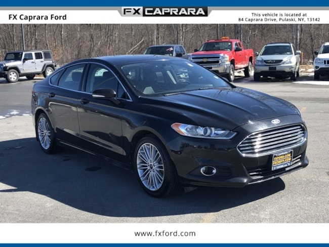 Fx Caprara Ford >> Used 2013 Ford Fusion In Alexandria Bay Ny 3fa6p0h90dr143275 For