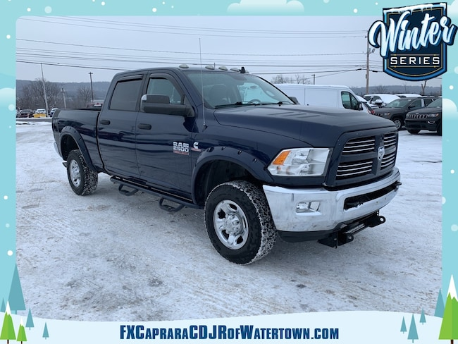 Used 2013 Ram 2500 Big Horn Truck In Alexandria Bay